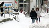 日홋카이도 '4월말의 폭설'