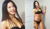 레이양, 아찔한 무보정 몸매