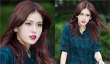 '16살' 전소미, 완성형 비주얼