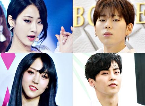 """""""경리·지코, 현실 남매?""""…아이돌, 성별초월 닮은꼴 7"""