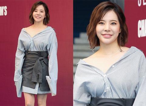소녀시대 써니 '화끈하게 드러낸 어깨'
