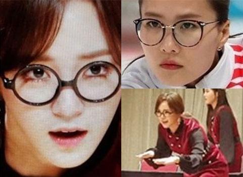 구구단 김세정, 女 컬링 대표팀 '안경 선배' 김은정 패러디 '大폭소'